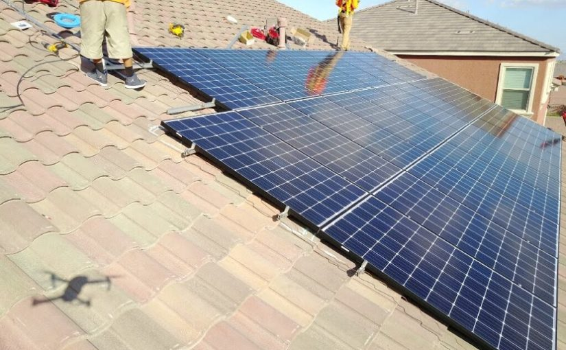 Solar Panel Cleaning Air Duct Cleaning Las Vegas