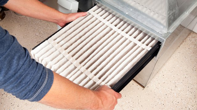 Electrostatic Filters Air Duct Cleaning Las Vegas