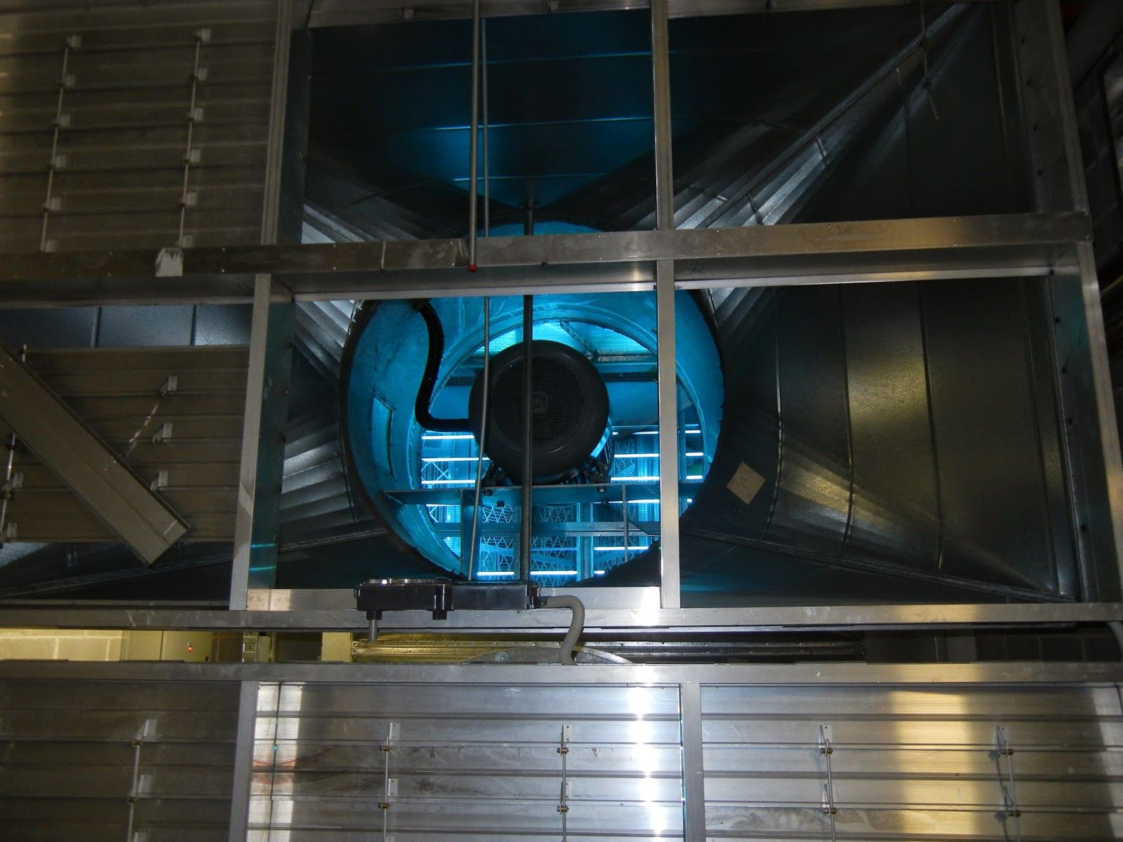 Uv Lights Installation Air Duct Cleaning Las Vegas